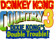 Donkey Kong Country 3 Dixie Kong's Double Trouble!