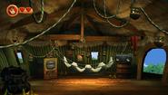 Treehouse inside (DKCR)
