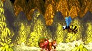 Donkey Kong Country(GBA)-Queen B.