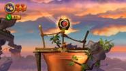 DKCR Level 6 7 Slot Machine Barrel
