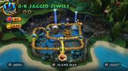 DKCR Level 4 K Jagged Jewels