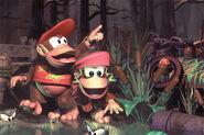 Swamp DKC2 artwork