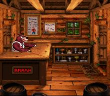 Brash's Cabin