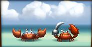 Crabs Concept Art