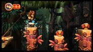 Donkey Kong Country Returns 100% (5-4 Tippin' Totems)