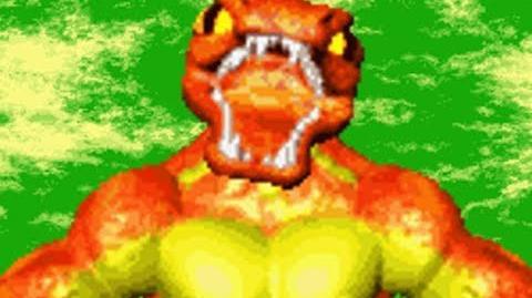 Kerozene - Donkey Kong Country 2 GBA (no damage)