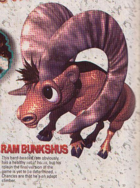 Ram Bunkshus