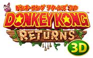 DKR3D Japanese Logo