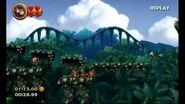 Donkey Kong Country Returns - 3-1 Wonky Waterway - 55