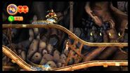 Donkey Kong Country Returns 100% (4-2 Grip 'N' Trip)