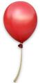 DKCTF Extra Life Balloon Artwork