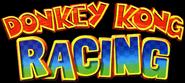 Logo EN - Donkey Kong Racing