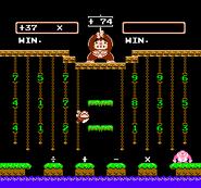 Pink Kong Jr Math