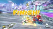 Wii U Longplay -006- Mario Kart 8 (Part 2 of 2) (DLC Courses)