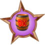 You Found A DK Barrel!
