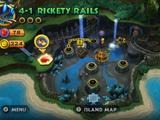 Rickety Rails