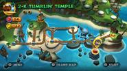 DKCR Level 2 K Tumblin Temple