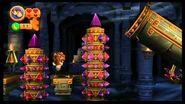 Donkey Kong Country Returns 100% (4-K Jagged Jewels)