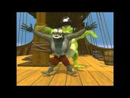 Donkey Kong Country - Pirate Scorn