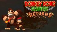 Cliff Overworld - Donkey Kong Country Returns OST