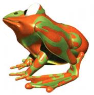 Winky Frog