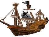 Gangplank Galleon (ship)