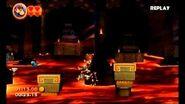 Donkey Kong Country Returns - 2-K Tumblin' Temple - 47