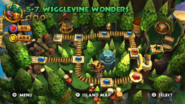 DKCR Level 5 7 Wigglevine Wonders