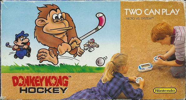 Donkey Kong Hockey