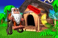 DKP - Captura de pantalla Cranky Kong