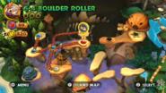DKCR Level 6 4 Boulder Roller