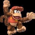 Diddy Kong Clear SSBB