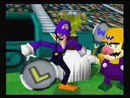 Mario Tennis 64 intro