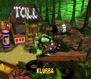 Klubba Credits Screen - Donkey Kong Country 2