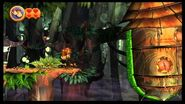 Donkey Kong Country Returns 100% (5-6 Springy Spores)