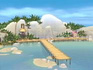 DKC TV Series S1 Beach Pier