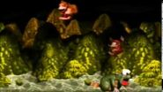 Donkey Kong Country - Very Gnawty