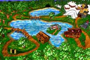 Lake Orangatanga GBA