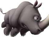Rambi the Rhinoceros