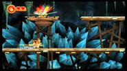 Donkey Kong Country Returns 100% (4-3 Bombs Away)