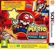 Mario vs Donkey Kong Tipping Stars 3DS Europe Boxart