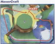 Taj hovercraft challenge