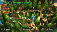DKCR Level 5 6 Springy Spores