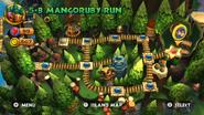DKCR Level 5 B Mangoruby Run