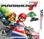Mario Kart 7 NA Cover