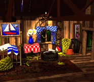 Casa da Árvore de DK - Dentfro 1- 1