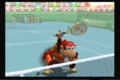 Mario Power Tennis GCN Mushroom Cup Diddy Kong-screenshot (1)