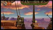 Donkey Kong Country Returns 100% (6-7 Tippy Shippy)