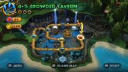 DKCR Level 4 5 Crowded Cavern