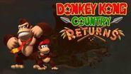 Beach Overworld - Donkey Kong Country Returns OST